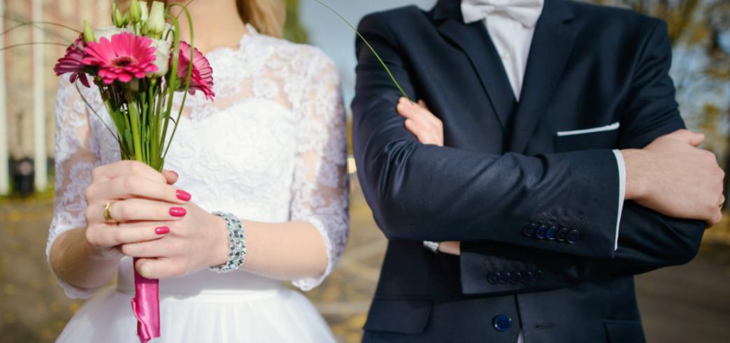 Los 10 errores más comunes en la planificación de una boda