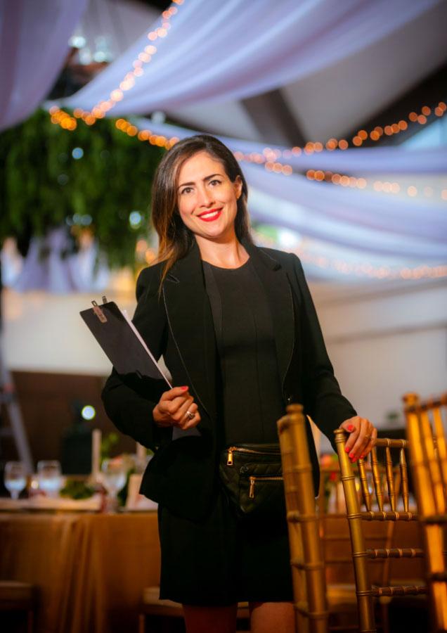 Eva Palomo Wedding Planner El Salvador